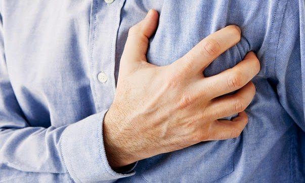 Miedo ataque al corazón