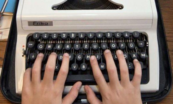 El escritor bloqueado