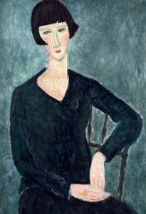 """""""The inner eye"""" Amadeo Modigliani"""
