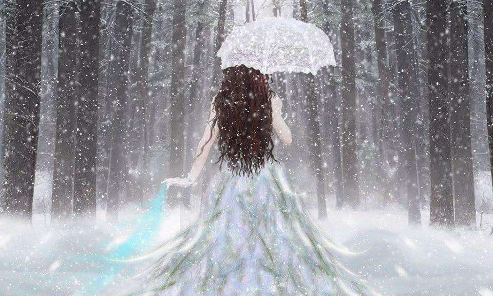 La mujer de hielo