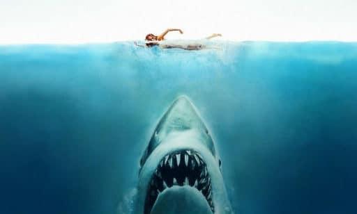 """""""Tiburón"""" Spielberg 1975"""