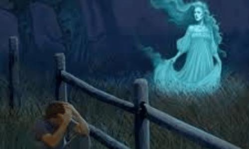 Como fantasmas lastimeros