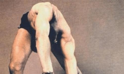 Historias curativas: la desgracia del bailarín