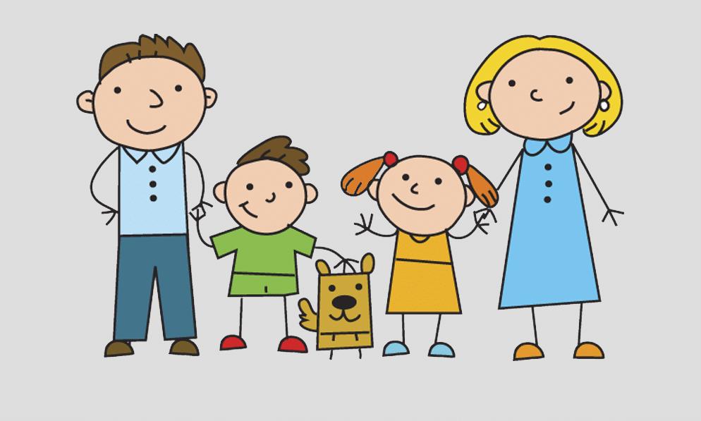 jerarquía en la familia