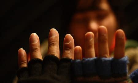 Uñas y dedos