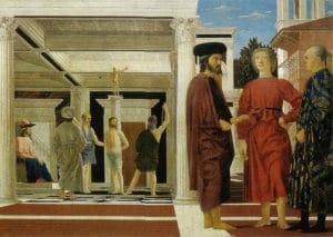 """""""The Flagellation"""" Piero"""