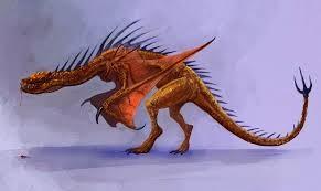 El dragón que hay que matar