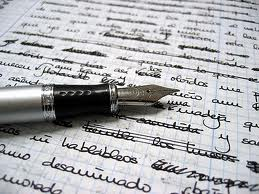 Coge papel y escribe una carta que me dirigirás a mí