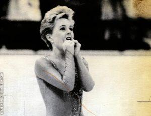 Elisabeth Manley en los JJOO de 1988