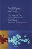 """""""Teoría de la comunicación humana"""""""