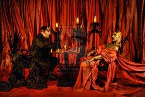 Jugando al ajedrez con el diablo