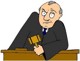 ¿Ha cesado usted de una vez de maltratar a su mujer, si o no?