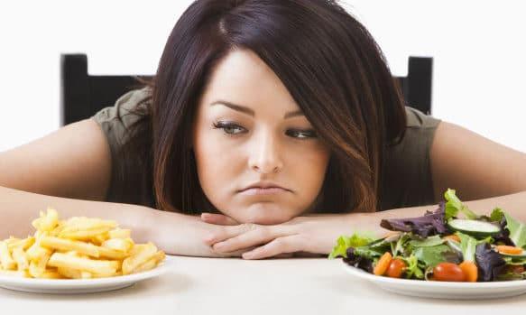 La trampa de la restricción en la alimentación