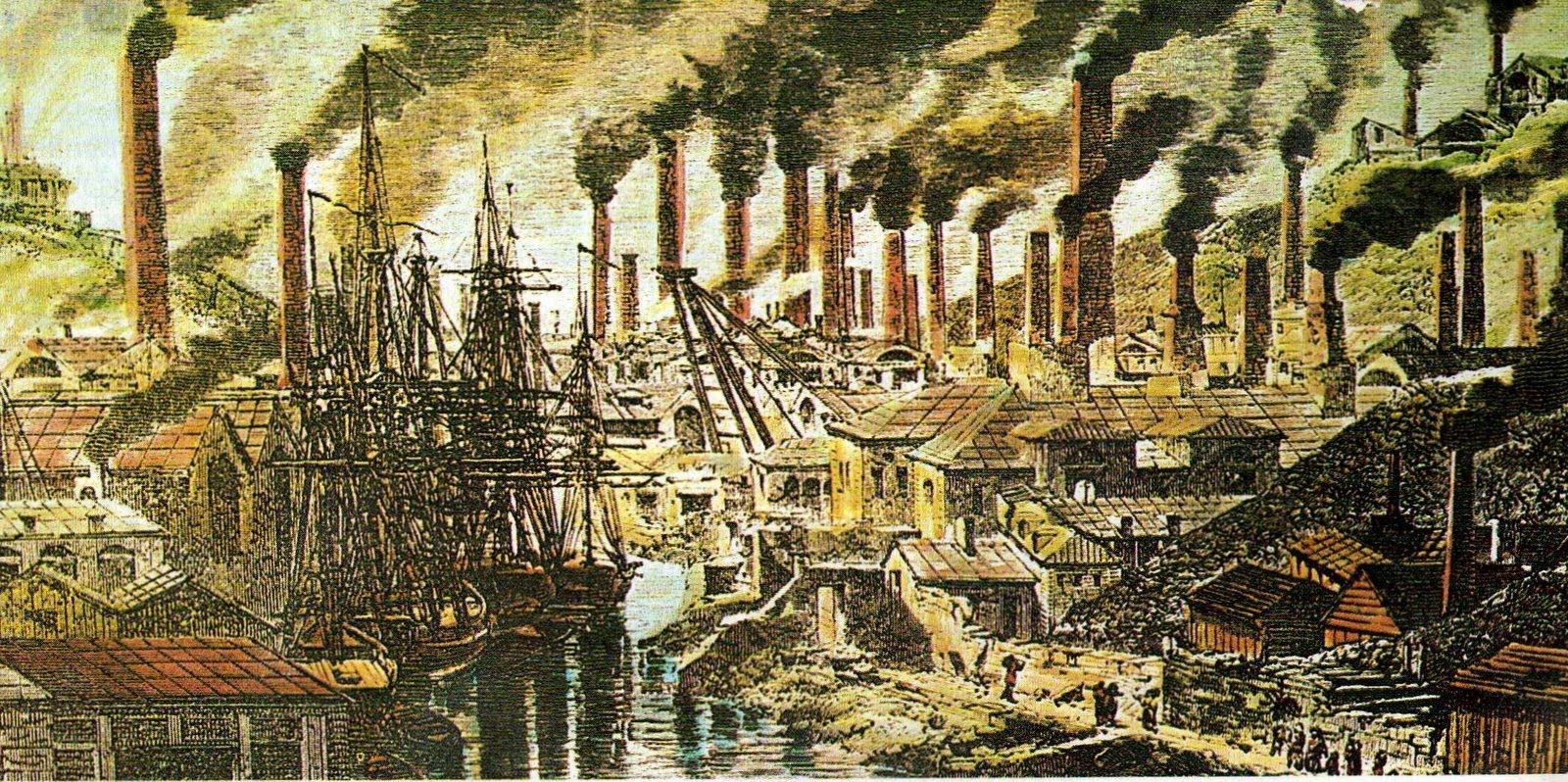 La Revolución industrial: cereales refinados y carnes que provienen del pienso
