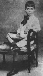 Borges niño (1911)