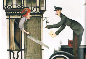 Ilustración de Iban Barrenetxea