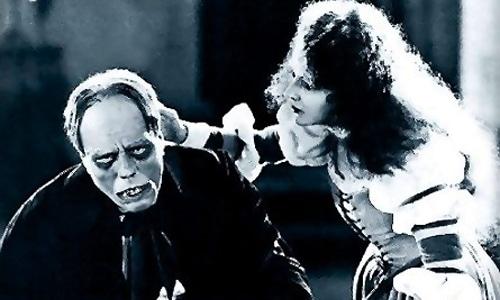 """""""El fantasma de la ópera"""" (1925)"""