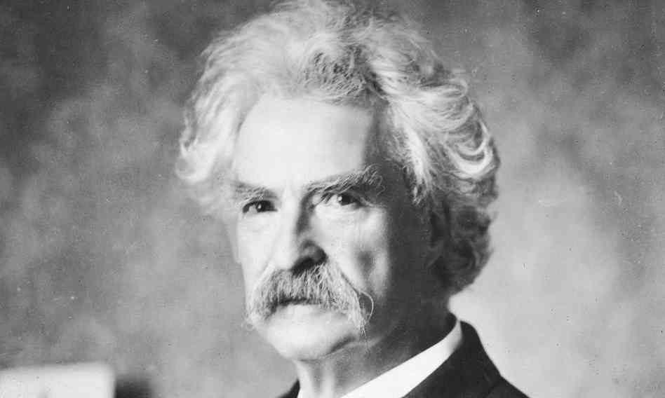 M. Twain