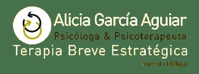 Alicia García Aguiar, Psicóloga