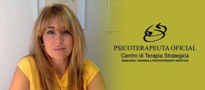 Alicia García Aguiar. Psicóloga y Psicoterapeuta. Terapia Breve Estratégica en Madrid y Málaga