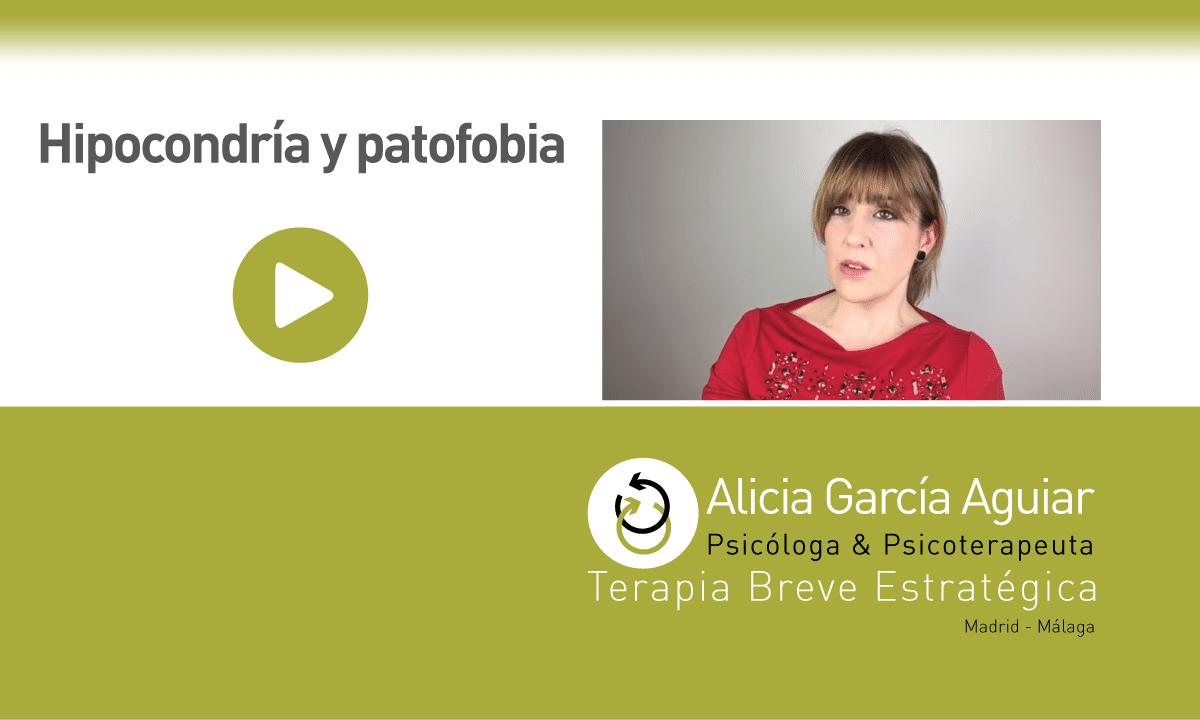 Vídeo: hipocondría y patofobia