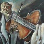 El violinista bloqueado
