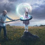 Protegiendo en una burbuja