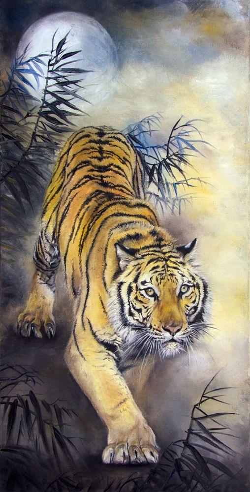 gestionar las emociones y al tigre interior